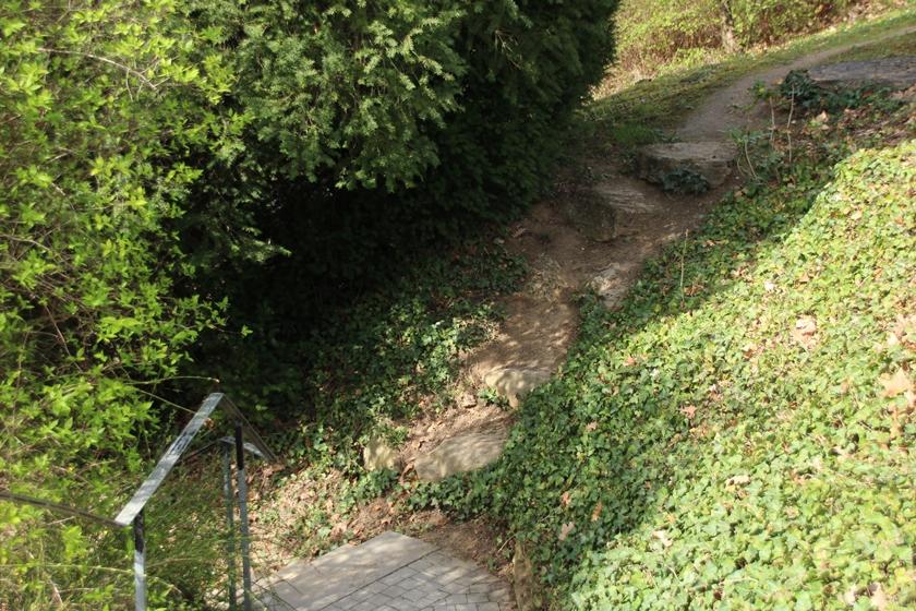 Alltagssterne-Wege-abwärts-aufwärts-steinig-sicher