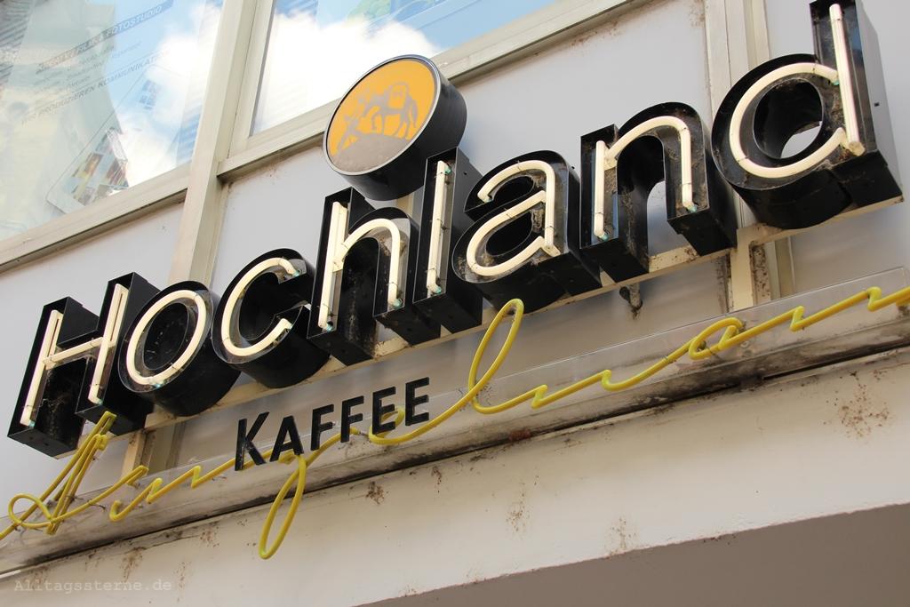 Hochland die Kaffeerösterei aus Stuttgart-Degerloch